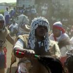 Sangoma at Khekhekhe