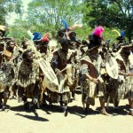Shembe Dancers