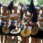 Zulu Maidens