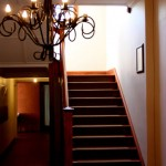 The George Hotel Foyer Staircase