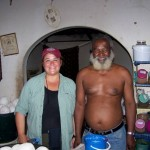 Visitor With Sangoma Zululand
