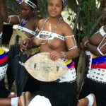 Zulu Woman at Shembe