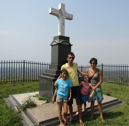 Martyr's cross