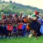 Zulu Women Dancing
