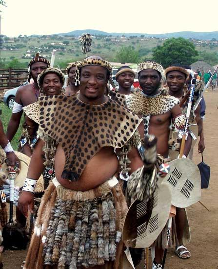 Zulu polygamy eshowe zulu men at a traditional zulu wedding stopboris Choice Image